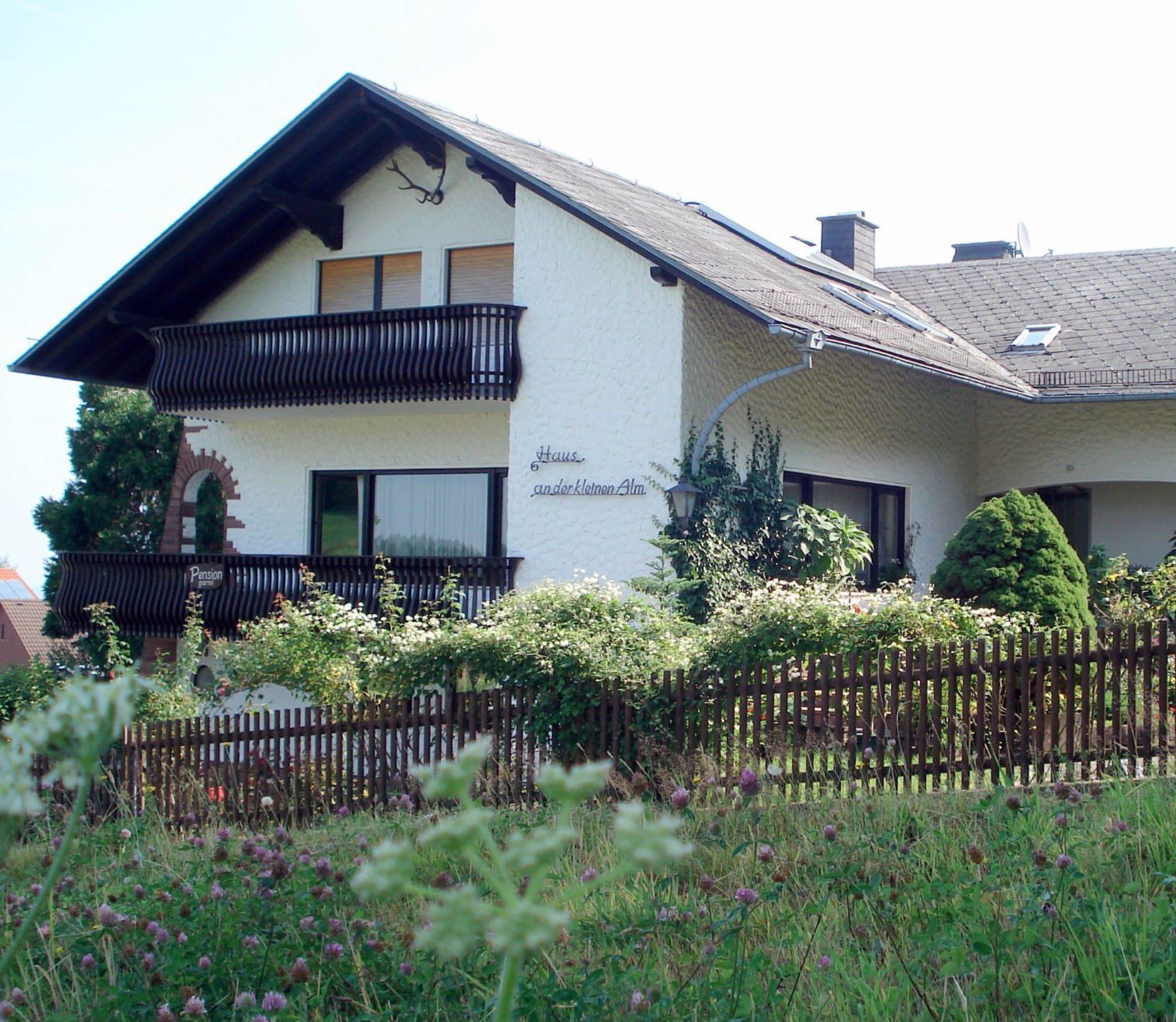 Haus an der kleinen alm
